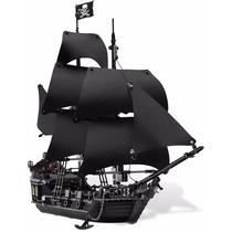 Pérola Negra Piratas Do Caribe - Blocos De Montar Como Lego