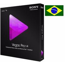Sony Vegas Pro 14 Envio Imediato