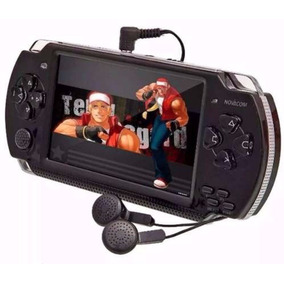 Mini Game Portátil Player Mp3 Mp4 Mp5 Fm Câmera 10mil Jogos