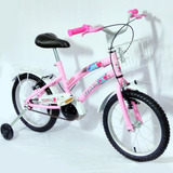 Bicicleta Infantil Mylla Aro 16 Reforçada Com Rodas Alumínio