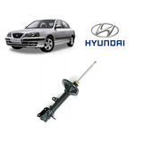 Amortiguador Trasero Hyundai Elantra Xd Koreano