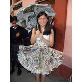 Trajes Reciclaje Disfraz Guerrero Robot Princesas Hadas