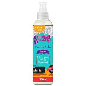 Spray Térmico Renova Cachos Liberado Todecacho - Salon Line