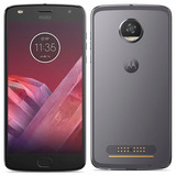 Moto Z2 Play + Moto Mod 64 Gb 4 Ram 4g 12 Dual +5f Mp Huella