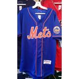 Enorme Jersey New York Mets. Envio Gratis!