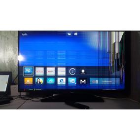 Smart Tv 43 Led Full Hd 43pfg5100/78 Wi-fi Tela Quebrada
