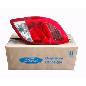 Lanterna Traseira Ford Ka 2002 2003 2004 Fumê Original Ld