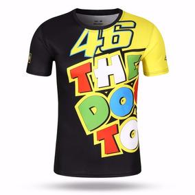Camiseta Camisa Blusa Valentino Rossi Motogp 46 The Doctor