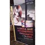 Banner Em Tecido, Para Salão De Beleza, Joico, Tam 58/94 Cm