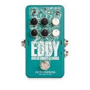 Pedal Eddy Electro Harmonix Vibrato Chorus Ehx Made In Usa