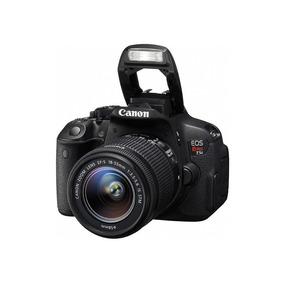 Câmera Canon Digital Profissional Rebel T5i 18mp