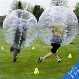 4 X 1.5m Nuevo Humano Inflable Zorb Ball Fútbol Burbuja...