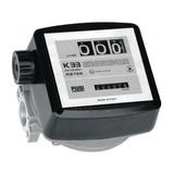 Medidor Mecanico 3 Digitos Certificado Atex -gasolina.diesel