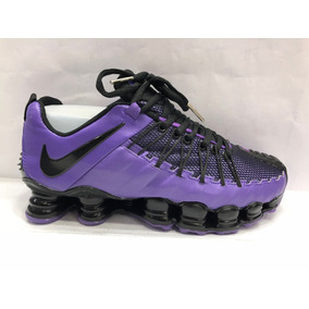 hot sale online 5fe97 fcd2f ... promo code for tenis masculino nike shox 12 molas tlx 100 original  bf001 1f44d