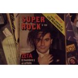 Revista Super Rock Con Entrevista A Los Prisioneros