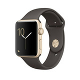 Apple Watch Serie 2 42mm Gold Cocoa Sport Band