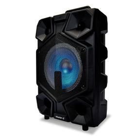 Parlante Portátil Karaoke Bluetooth Master G Spb8b