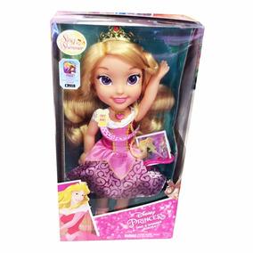 Princesa Aurora Cantante Disney A Bela Adormecida Sunny