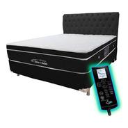 Colchão Magnético Casal Massageador Bioquântico Pillow Visco
