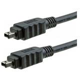 Cable Firewire 4 A 4 Pines P/ Filmadoras Mini Dv 1,8 Metros