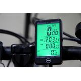 Velocimetro Ciclo Computador Bicicleta Bike Touch Sem Fio