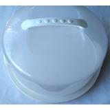Porta Torta Plastica 30 X 10