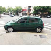 Renault Clio 2000 Diesel, Aire Y Direccion.