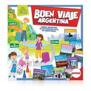 Juego De Mesa Buen Viaje Argentina - Antex