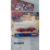 Scalextric Spider Man Carrera Go Compac 1:43 Pist Electrica