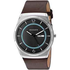 5b9e41ed033 Relógio Skagen Mens Watch 331xlslb - Relógios De Pulso no Mercado ...
