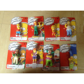 Figura Simpson Krusty Bart Lisa Otto Marge Homero Krusty Apu