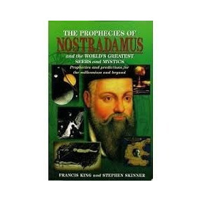 Livro The Prophecies Of Nostradamus Francis King And Stephen