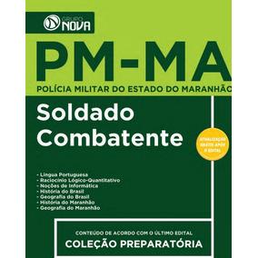 Apostilha Concurso Pm Maranhão 2017/2018
