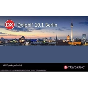 Rad Studio Delphi 10.1 Berlin Architect, Envio Rapido