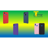 Estuche Silicona Huawei P20 Lite, P Smart, Mate 10 Lite