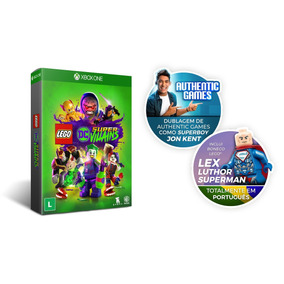 Jogo Lego Dc Super Villains Ed. Especial Xbox One