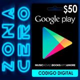 Tarjeta Google Play Store Android