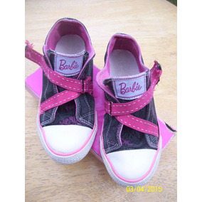 Zapatillas Barbie. Talle 30