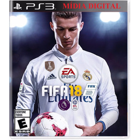 Fifa18 Ps3 Psn 100% Digital