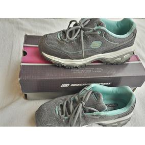 Zapatos Skechers Para Dama Originales