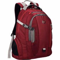 Victorinox Swiss Army Inc. Swissgear Commute Backpack Red