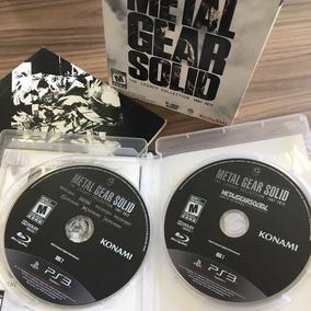 Jogo Metal Gear Solid - Edição Especial - Seminovo Físico