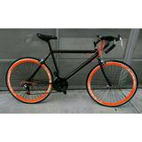 Bicicleta De Carrera/ruta Nueva 21 Vel Rod 700x25c Rin 40mm