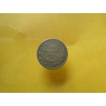 Moneda Antigua 20 Centavos 1920 Chile