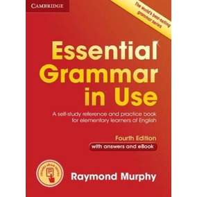 Essential Grammar In Use With Answers: Self-study Reference
