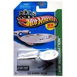 Juguete 2013 Hot Wheels Hw Imagination - Star Trek - Uss En