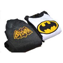 Moletom Infantil Batman