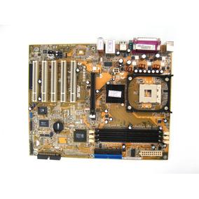 Placa Mãe Computador Asus P4s800 Intel 478 (590/3390)