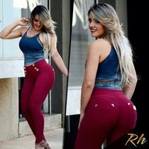 Blusa Jeans Rhero Lançamento
