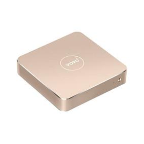 Mini Pc Voyo Celeron N3450 8gb Ram 120gb Ssd Windows 10 Br